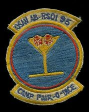 USAF 90th Fighter Squadron OSAN AB RSOI-95 Patch RP-3