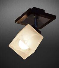 Lámpara de techo Luminarias Luz 1 foco Gran Diseño Ares 1dp-1pd NUEVO