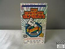 The Ultimate Fighting Championship - The Ultimate Ultimate (VHS, 1996)