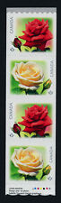 Canada 2729i Coil Starter Strip MNH Flowers, Roses
