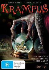 Krampus (DVD, 2016) R4 LIKE NEW Christmas Horror