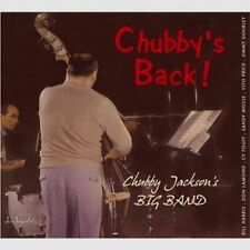 Chubby Jackson Chubby`s Back & I'm Entitled To You DON GERACI BILL HARRIS LAMOND