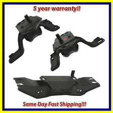 1999-2004 fits Ford Mustang 4.6L Motor & Trans. Mount Set 3PCS 3001, 3002, 3164