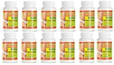 Garcinia Cambogia Extract 1300 Weight Management Contains 60% HCA 12 Bottles