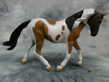 CollectA New * Pinto Mare - Bay Paint * 88691 Realistic Model Horse Figurine Toy
