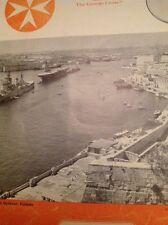 1958 Picture Standard Telephones Malta Harbour Valletta M483