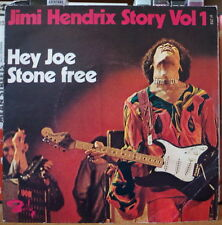 JIMI HENDRIX STORY VOL. 1 HEY JOE FRENCH SP BARCLAY 1970