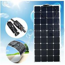 120W 12V Semi Flexible Solar Panel For Battery Charging Boat Caravan Motorhome