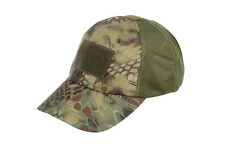 Condor Mesh Tactical Cap - Mandrake TCM tactical baseball military hat NEW