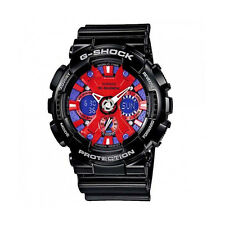 CASIO G-SHOCK SPEED INDICATOR WORLD TIME AUTO LIGHT MEN'S WATCH GA-120B-1ADR NEW
