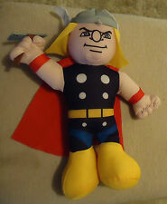 THOR MARVEL KIDS COMIC SQUAD PLUSH TOY....HARD TO FIND