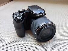 Fujifilm FinePix S9200 16.0MP- 50x Zoom - Digital Camera - Full HD - Black