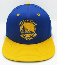 NBA Vintage Golden State WARRIORS Snapback Cap Hat Splash Bros Curry Thompson