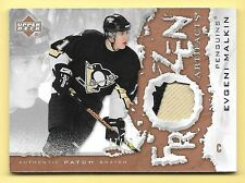 07/08 UD Artifacts Frozen Artifacts Bronze Evgeni Malkin 2 Color Patch #17/50