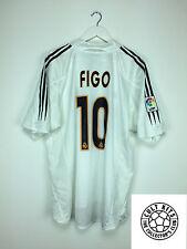 Figo Real Madrid #10 04/05 Hogar Camiseta de fútbol (XL) Camiseta De Fútbol