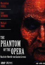 The Phantom of the Opera ( Horrorfilm ) mit Maximilian Schell, Michael York NEU