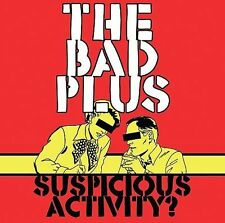 Suspicious Activity? by The Bad Plus (CD, Sep-2005, Columbia (USA))