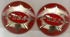 BSA GOLD STAR PETROL TANK BADGES..NEW
