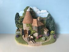 Lilliput Lane (L2805) THE GARDEN OF ENGLAND (Scenic Treasures) With Box & Deeds