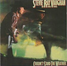 STEVIE RAY VAUGHAN and Double Trouble COULDN'T STAND THE WEATHER CD Album 1984