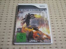 Transformers 3 Stealth Force Edition für Nintendo Wii und Wii U *OVP*