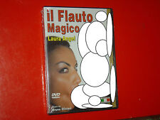 "DVD ORIG.SEALED""IL FLAUTO MAGICO""WITH LAURA ANGEL-LANGUAGE ITALIAN 90 MIN."