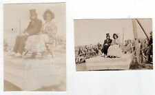 1929 Deering High School PORTLAND MAINE Mayor Photograph PHOTO Lot DHS Parade