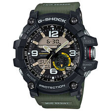 Casio G-SHOCK MASTER OF G MUDMASTER Watch GG-1000-1A3 - Green