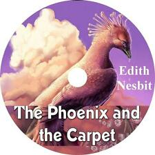 The Phoenix and the Carpet, Edith Nesbit Childrens Fantasy Audiobook on 1 MP3 CD