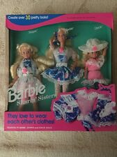 """Barbie Sharin' Sisters""-Gift Set Barbie, Skipper, and Stace.����"