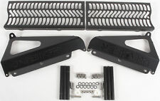 Unabiker Radiator Guards Black For Yamaha WR450F 12-13 YWR45012-K