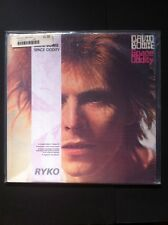 "RYKO DAVID BOWIE ""SPACE ODDITY"" LTD EDITION Clear Vinyl 1990 MINT SEALED"