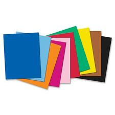"Pacon Poster Board 4-Ply 22""x28"" 50/CT Assorted 54872"
