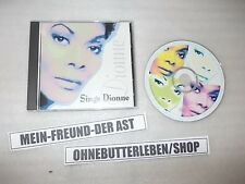 CD Pop Dionne Warwick - Sings Dionne (14 Song) RIVER NORTH -cut-out-