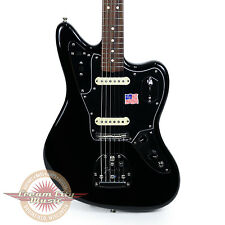 Brand New Fender Artist Series Johnny Marr Signature Jaguar in Black Demo