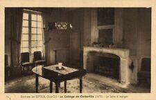 CPA Environs de Septeuil-Le Collége de Corbeville-La Salle á manger (260449)