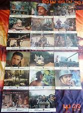 Mais où est donc passée la 7ème Compagnie ? – LOBBY CARDS – PHOTOS – sets A + B