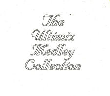 Ultimix Medley Collection Vol 1  Prince  Flashback  Go-Go's   80's  Medleys
