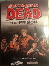 The Walking Dead The Prison Board Game MINT Skybound
