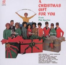 PHIL SPECTOR - THE PHIL SPECTOR: A CHRISTMAS GIFT FOR YOU CD ALBUM (2009)
