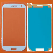 Front Outer Lens Glass Touch Screen Lens For Samsung Galaxy S3 SIII i9300 White