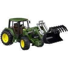 Bruder John Deere mit Frontlader 6920 2052 Traktor Landwirtschaft