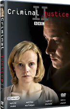 CRIMINAL JUSTICE - SERIES 2 - DVD - REGION 2 UK