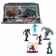 New Official Disney Ultimate Spiderman 6 Figurine Playset