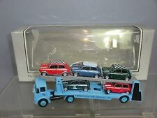 "EFE MODEL No.13001 ATKINSON CAR TRANSPORTER WITH 5 MINI LOAD  "" COdE 3""  VN MIB"