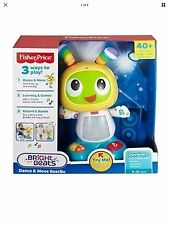 Brand New Baby Toddler Fisher-Price Dance and Move BeatBo Music Songs Lights