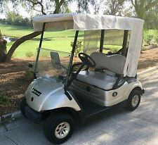"""Golf Cart Sun Shade Cover Design Exclusively for Yamaha Drive 70"""" roof Beige"""