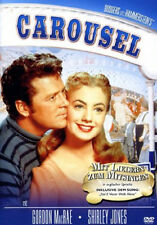 CAROUSEL -Gordon Macrae, Shirley Jones- **ERSTAUFLAGE** DVD*NEU*OVP