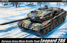 Academy 1/35 Plastic Model Kit German Army Main Battle Tank Leopard 2A6 13282