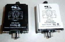 AMPERITE  24D.1-10SDOD  Time Delay Relay, DOD Series AND 24DP.5-24HDC